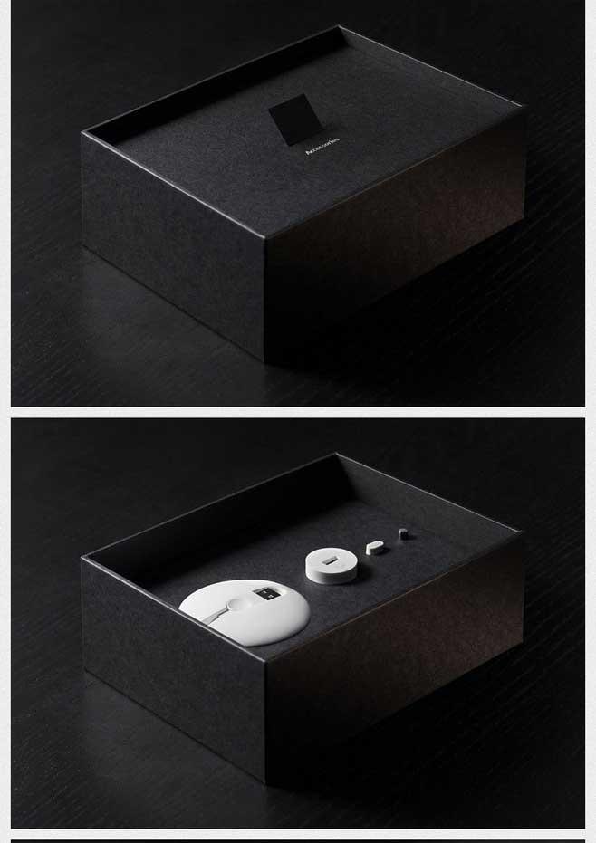 锤子手机包装盒