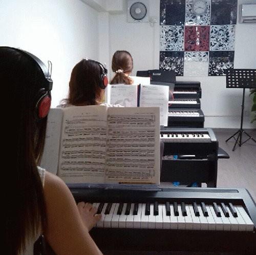 海口电子琴培训机构
