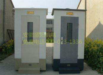 移动厕所与修筑公厕的区别