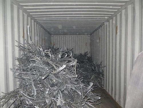 含铁废铝件回收