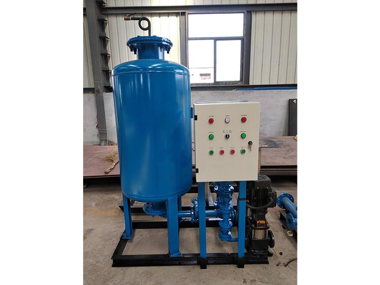 定压补水装置使用设计及安装注意事项