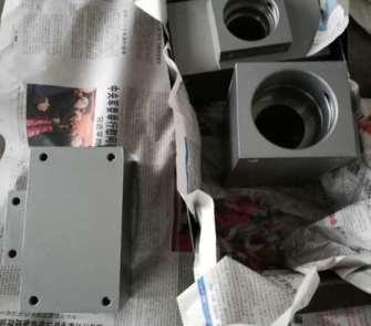 介绍电镀加工后处理吹干设备
