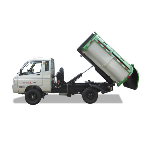 时风可卸式垃圾车