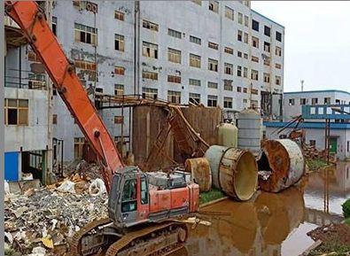 我们应该如何保护我们的环境 厂房拆除回收
