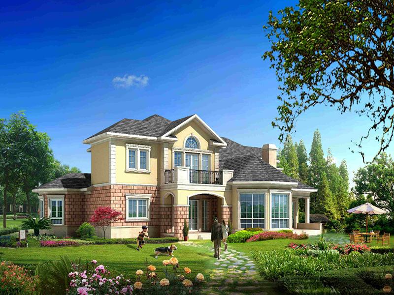 您是否考虑在四川地区修建一栋轻钢别墅