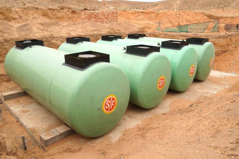 加油站油罐布置安装的要求