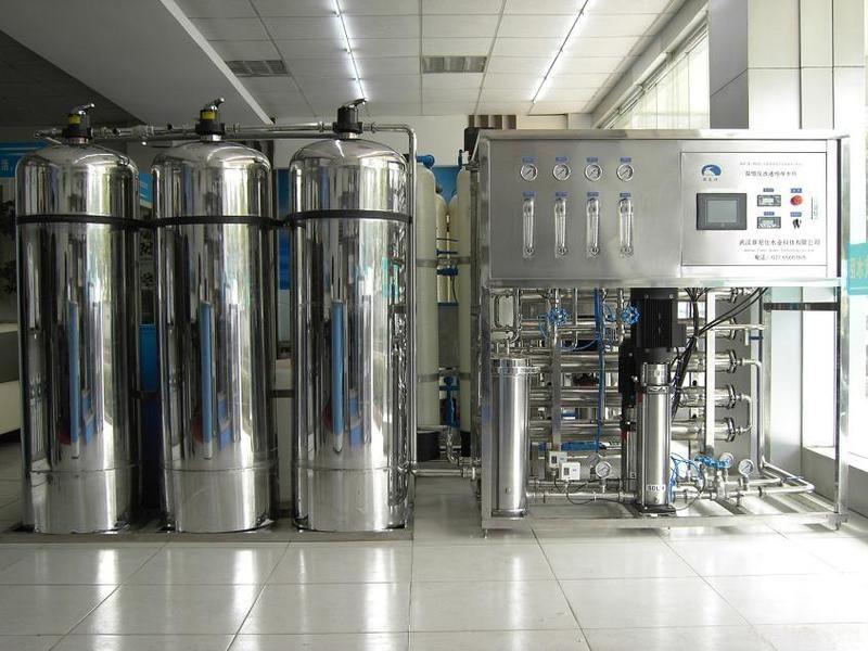 单级反渗透纯水设备