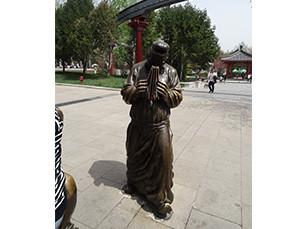 锻铸铜雕塑生产厂家