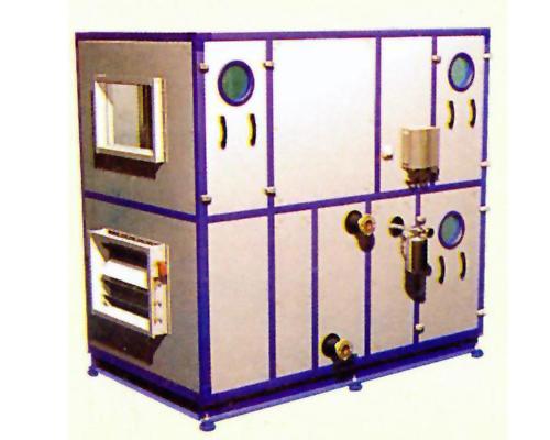 组合式空调机组(叠式)