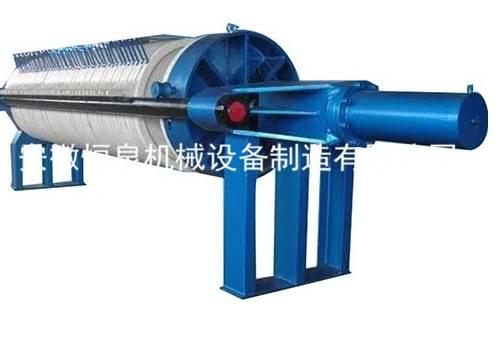 隔膜压滤机操作流程介绍