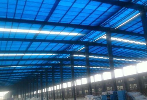 采光板制作的主要材料以及安装过程中的五要则