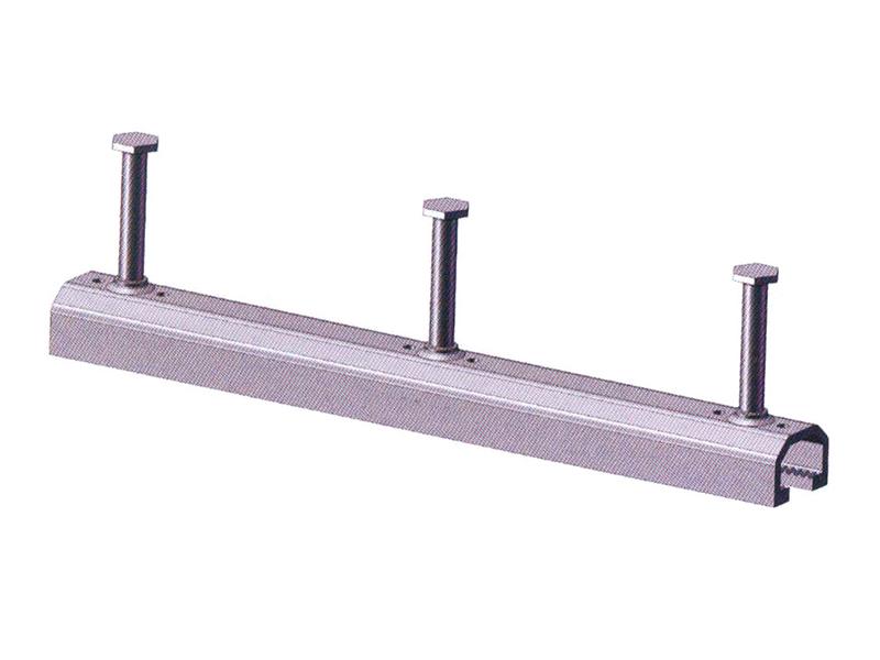 带齿V型热轧预埋槽钢RH-70C