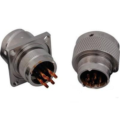 YMC系列耐腐蚀防水圆形电连接器