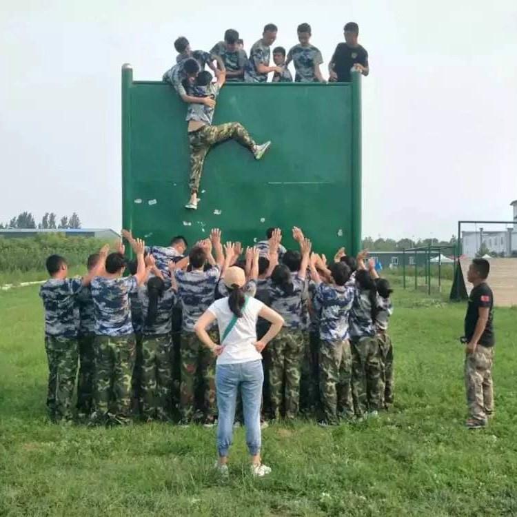 石家庄军刃拓展基地教您怎样提升团队合作力
