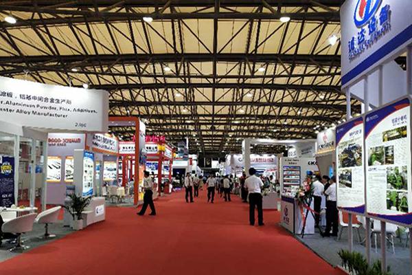 一禾铝业参加上海铝展