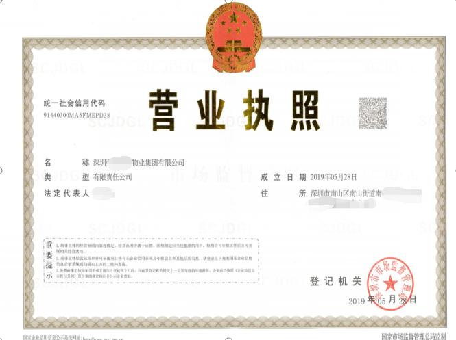 深圳代理记账服务案例