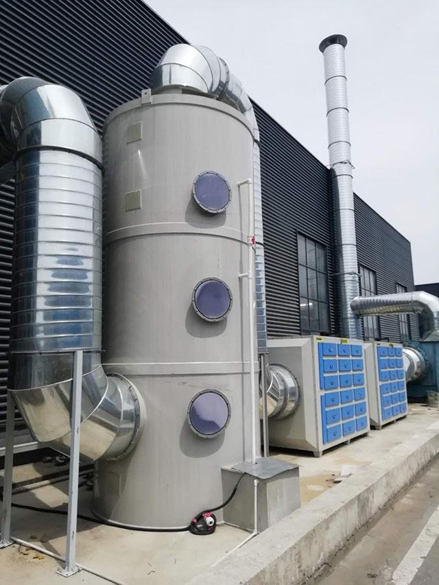 环保水淋塔设备