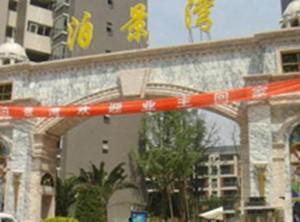 合肥市亳州路泊景湾项目