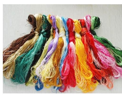 高强度绣花线有哪些常见使用