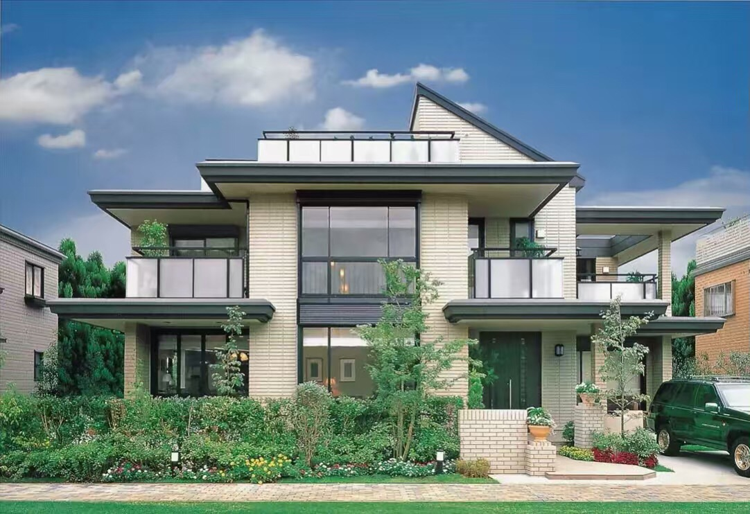关于成都轻钢别墅常见的10种风格解析