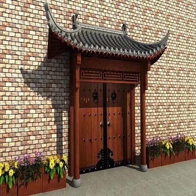 古建门头设计安装