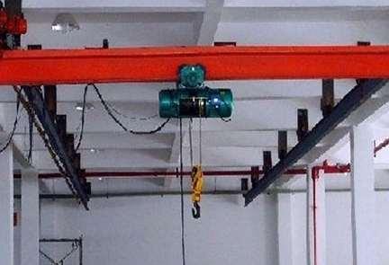 江苏单梁起重机设备检验过程中的危险因素