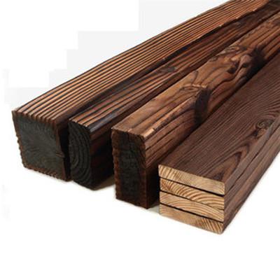 简述碳化防腐木的优点