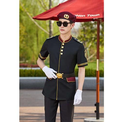 小區保安服
