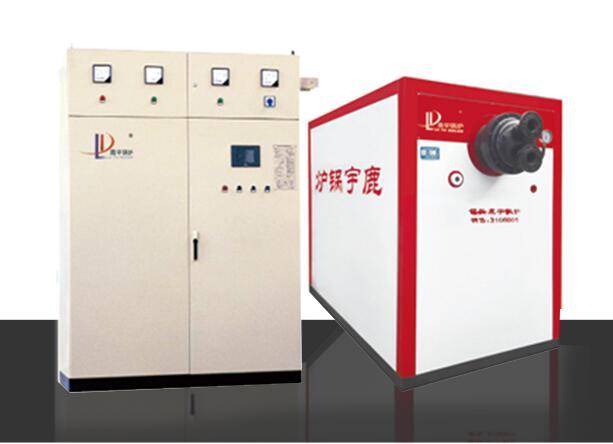电加热锅炉在加热过程中利用保温筒可以实现全封闭加热