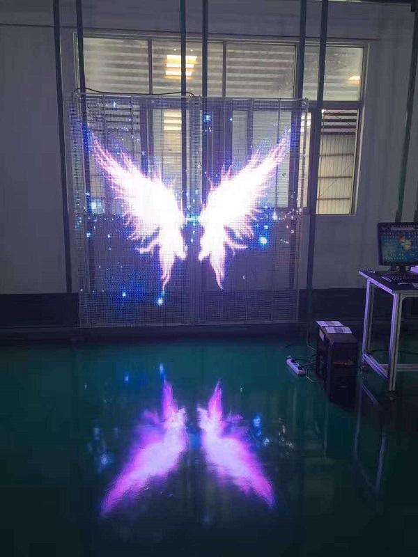 呼和浩特LED透明屏都有哪些用处?