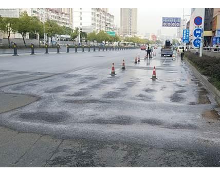 简述几种道路标线清除方法