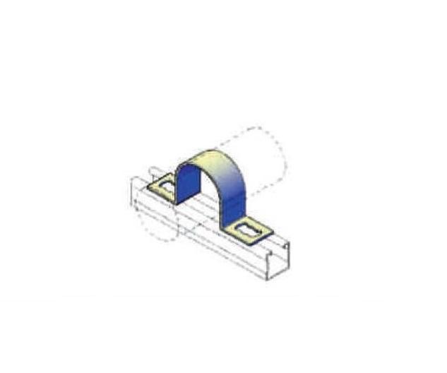 单立管夹-J1