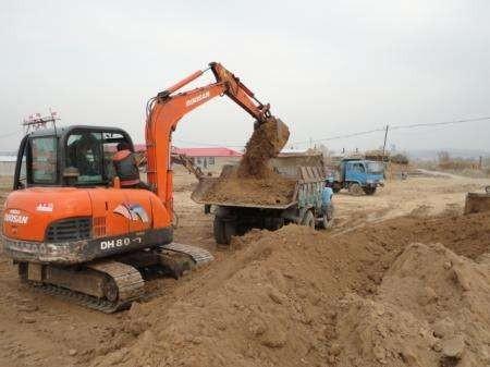 挖掘机操作培训