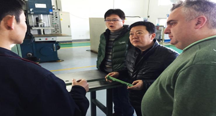 青岛新诺科控股集团有限公司受邀提供技术支持