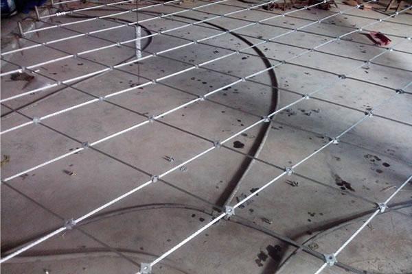 绞索网边坡防护网厂家直销