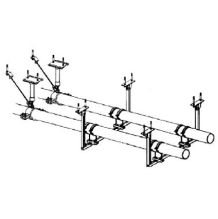 综合式支吊架