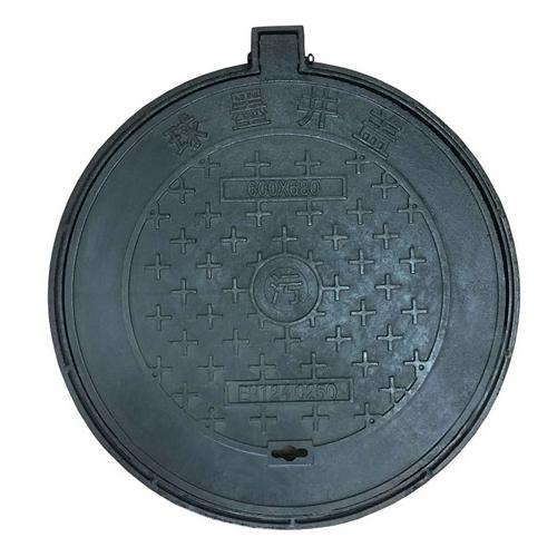 球墨铸铁井盖型号
