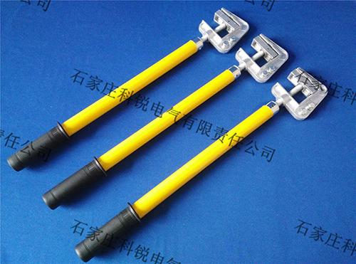 简述高压接地线的作用、结构和制作工艺