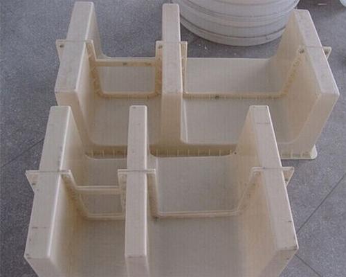 水泥盖板塑料模具材料及运用