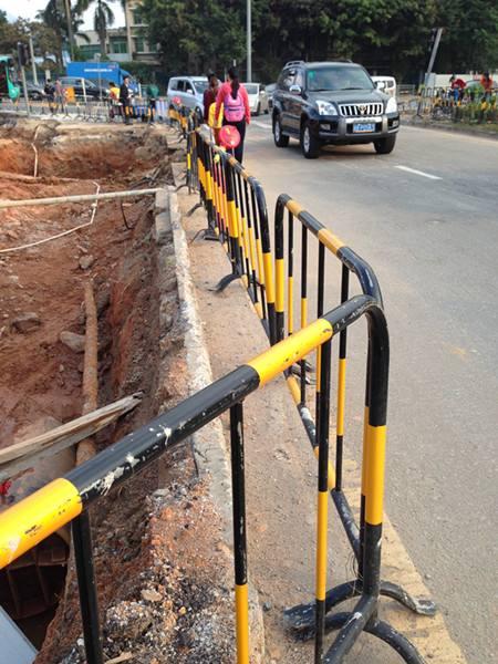 工地施工护栏的作用有哪些?