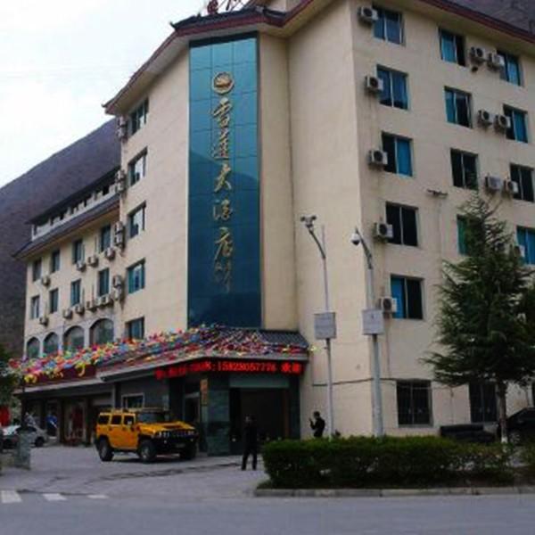 雪莲大酒店水泵案例