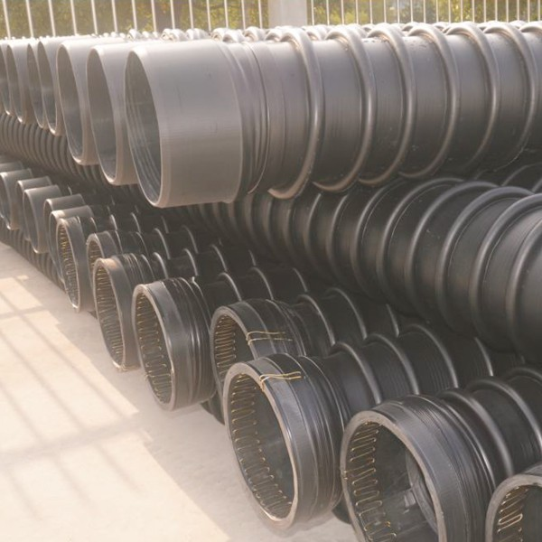 HDPE高密度聚乙烯缠绕结构B型管