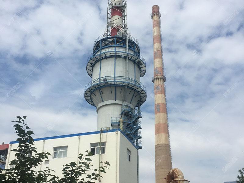 湿式静电除尘器在轧钢厂中的应用