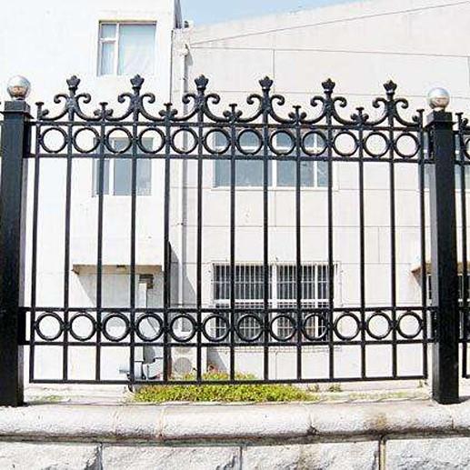 欧式铁艺护栏