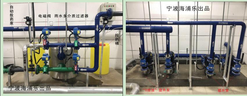 """雨水""""0排放""""于江北工业区配套学校项目完美亮相"""