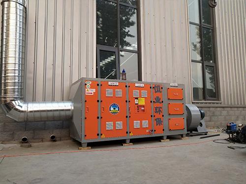 活性炭净化柜的活性炭吸附塔在废气处理工艺中的三种用法是什么?