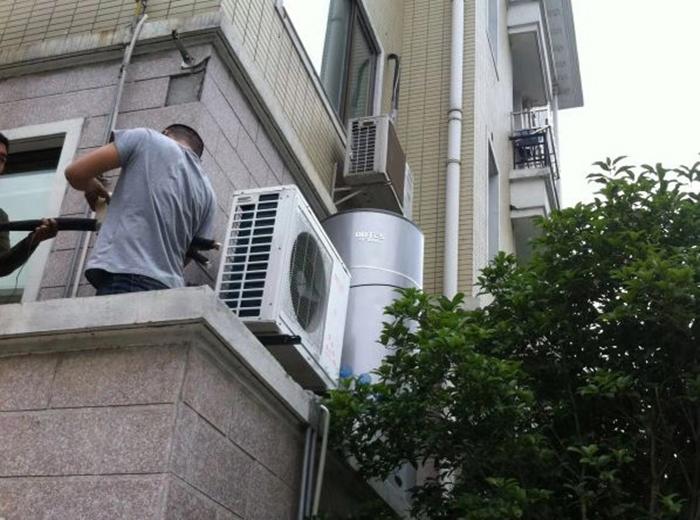 家用300升空气能热水器