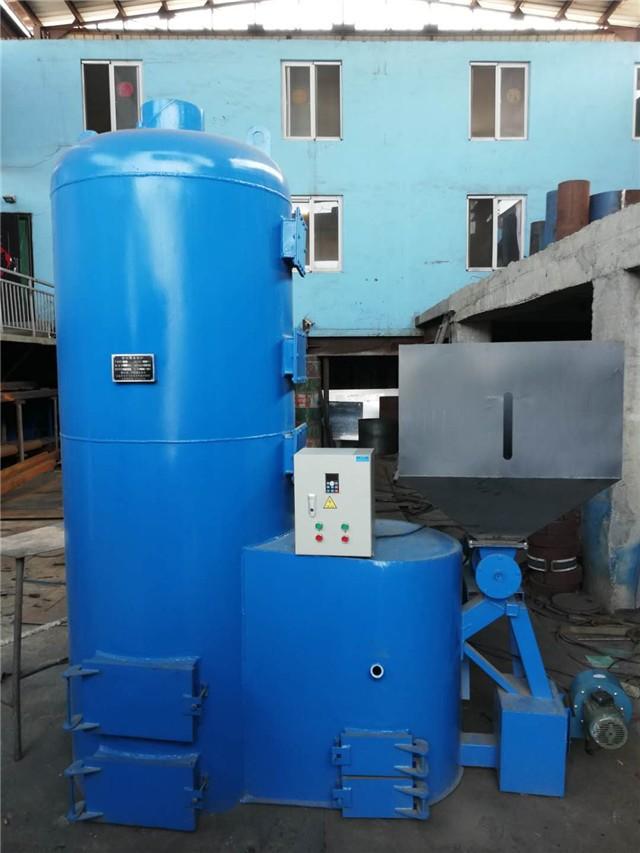 生物质颗粒锅炉一体化