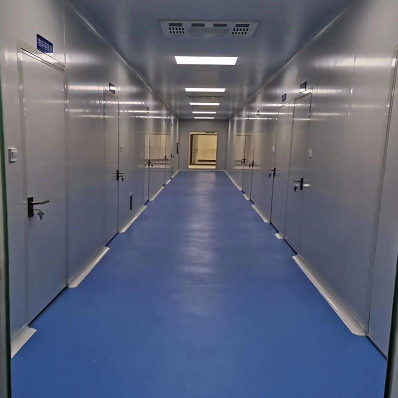 核酸检测试剂及配套实验室