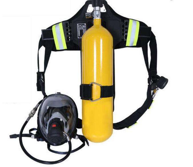 正压式空气呼吸器生产